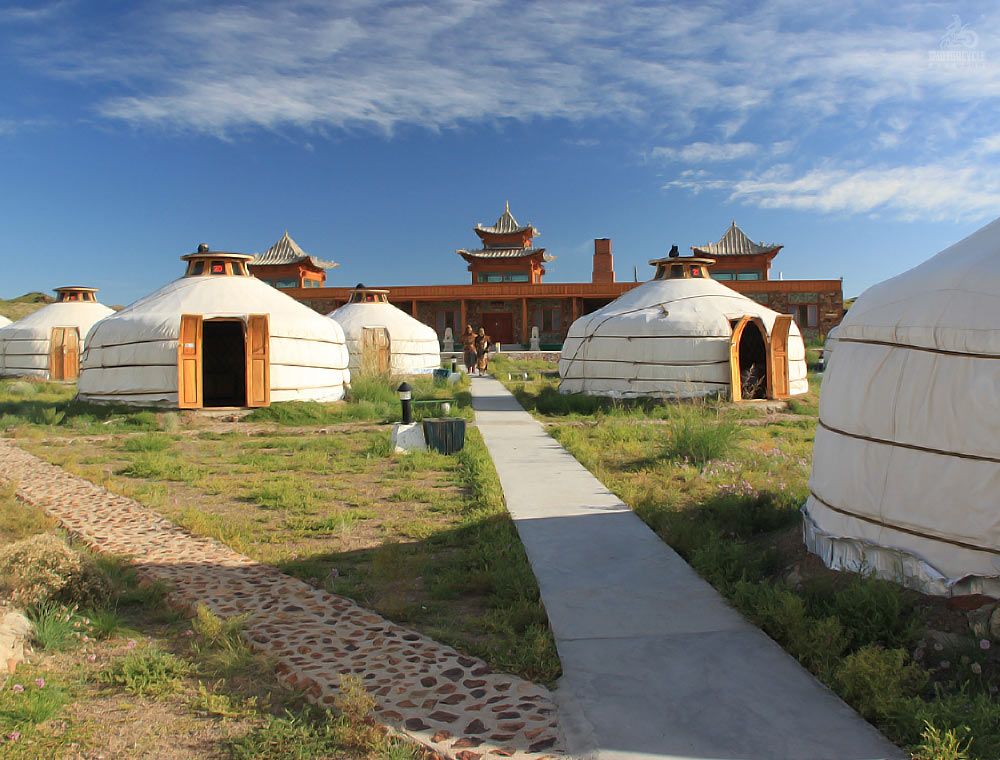 Ger Camp Stay in Mongolia