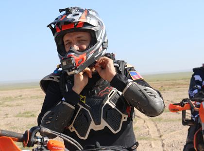 Motorcycle Tours Mongolia Comments
